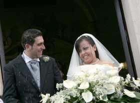 ... e il convolamento a nozze si concretizza ! Ma quante risate