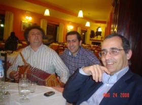 Mauro Ciarcelluti, Gennaro Ruffolo e Donato Di Tullio
