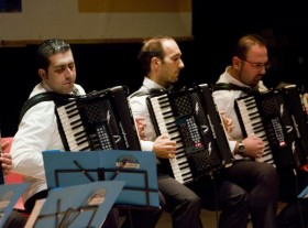 DAO DIGITAL ACCORDION ORCHESTRA Castelfidardo Ottobre 2008