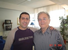 Gennaro Ruffolo ed il Grande FRANK MAROCCO