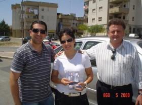 Gennaro Ruffolo,Angela Martino e Mauro Ciarcelluti