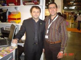 Mirko Patarini e Gennaro Ruffolo