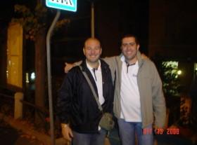 Gianni Mirizzi e Gennaro Ruffolo