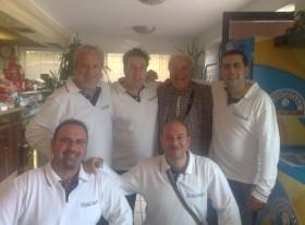 Giancarlo Caporilli, Mirko Azzalin, Pino Di Modugno, Massimo Siv